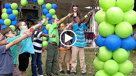 TMNT Party Ideas Video