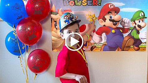 Super Mario Party Ideas Video