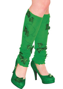 Poison Ivy Leg Warmers - Batman