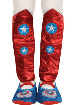 Child American Dream Leg Warmers