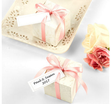 Printable Rectangle Favor Tags