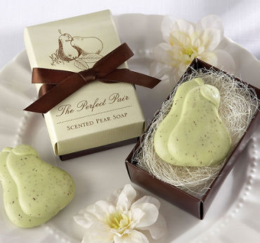 Perfect Pair Pear Soaps
