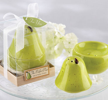 The Perfect Pear Salt & Pepper Shaker
