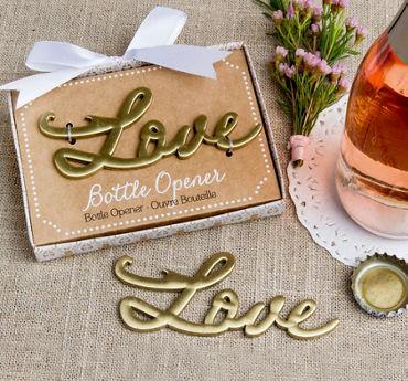 Rustic Love Bottle Opener