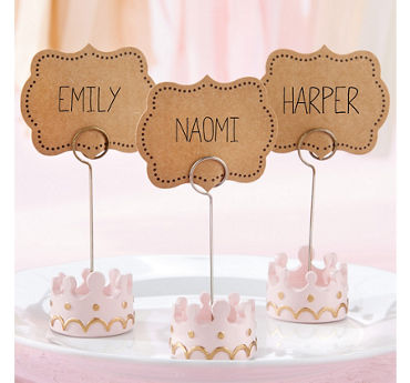 Little Princess Place Card Holder