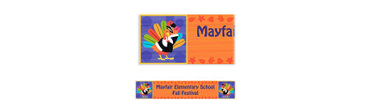Fun Turkey Custom Banner 6ft