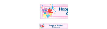 Abby Cadabby 1st Birthday Custom Banner 6ft