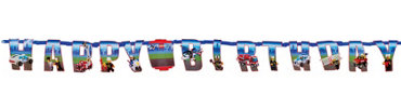Add an Age Lego City Letter Banner 10ft