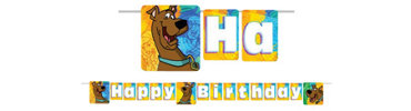 Scooby Doo Banner 8ft