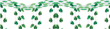 Shamrock Ceiling Decoration 12ft
