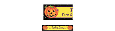 Perfect Pumpkin Custom Banner 6ft