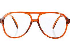 70s Studious Glasses