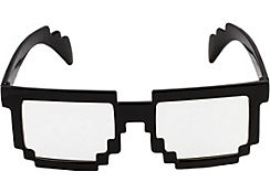 Black Pixel Glasses
