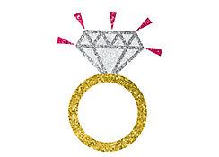 Diamond Ring Body Jewelry - Team Bride