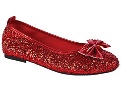 Adult Dorothy Shoes Deluxe