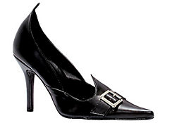 Black Witch Pumps
