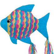 Neon Fish Pinata