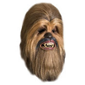 Supreme Edition Chewbacca Mask Deluxe