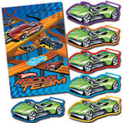 Hot Wheels Fast Action Maze Race Game