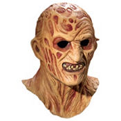 Latex Freddy Krueger Mask Deluxe