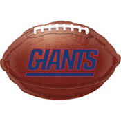 New York Giants Foil Balloon 18in