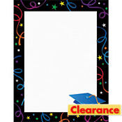 Grad Celebration Printable Stationery 25ct