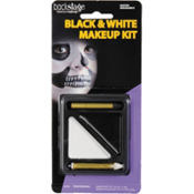 Black and White Makeup Kit