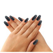 Deluxe Black Fingernails