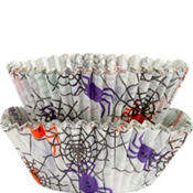 Spider Frenzy Baking Cups 50ct