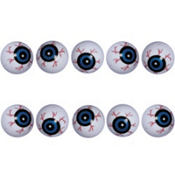 Ping Pong Eyeballs 10ct