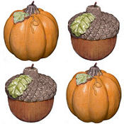 Harvest Candles 4ct