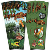 Safari Stickers 8 Sheets