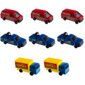 Die Cast Trucks Value Pack 8ct