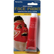 Red Face Paint 1oz