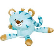 Baby Tiger Plush 8in