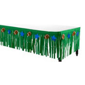 Football Fringed Table Skirt 9ft