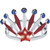 Light-Up Patriotic Tiara