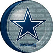 Dallas Cowboys Lunch Plates 8ct