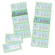 Scratch & Win Baby Shower Game 12ct