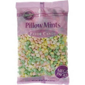 Pastel Pillow Favor Candy Mints 3lbs