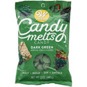 Dark Green Candy Melts 12oz