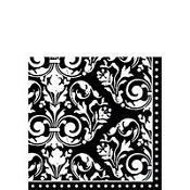 Formal Affair Beverage Napkins 16ct