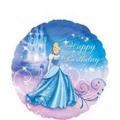 Happy Birthday Cinderella Balloon