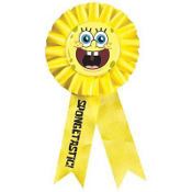 SpongeBob Guest of Honor Ribbon