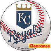 Kansas City Royals Magnet 4in