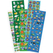 Animal Stickers Value Pack 350ct