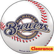 Milwaukee Brewers Magnet 4in
