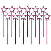 Pink Princess Wands 12ct