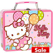 Hello Kitty Tin Box