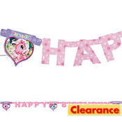 My Little Pony Letter Banner 5ft